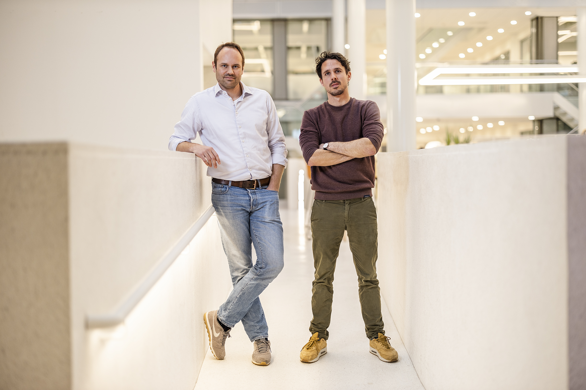 Piet-Hein Verberne & Maarten de Borst @ Office, Spaces Amsterdam
